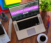 pic of counseling  - Disability Counseling Concept - JPG