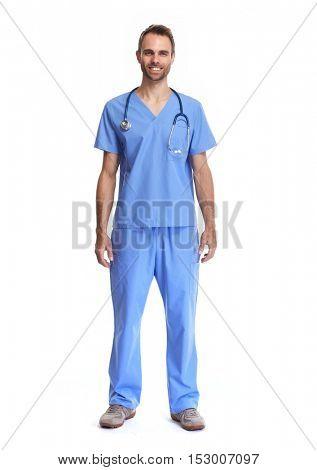 Doctor man.