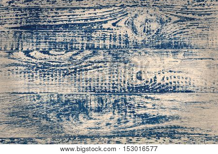 Background of wood. Black and white antique board.