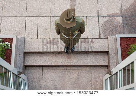 Anzac Day Australian War Memorial