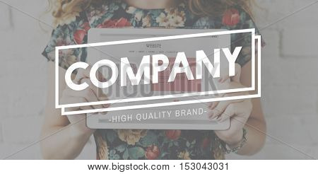 Company Business Collaboration Management Concept