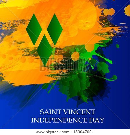 Saint Vincent Independence Day_23Oct_01