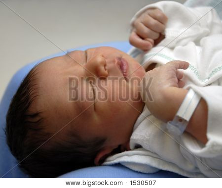 Newborn Biracial Baby http://www.bigstockphoto.com/image-1530507/stock-photo-portrait-of-a-newborn-baby-boy