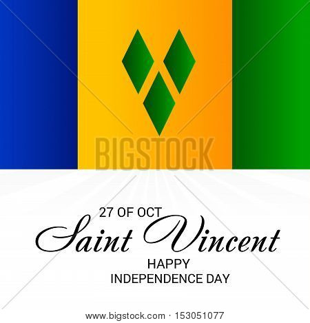 Saint Vincent Independence Day_23Oct_12