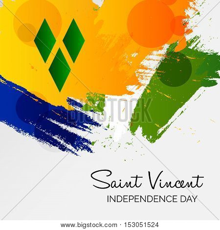 Saint Vincent Independence Day_23Oct_16