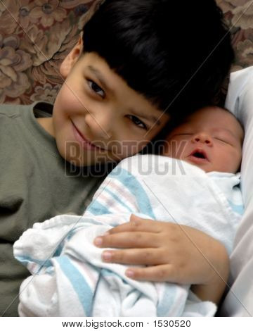 Brothers Bonding