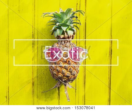 Exotic Innovation New Recent Creativity Modern Concept