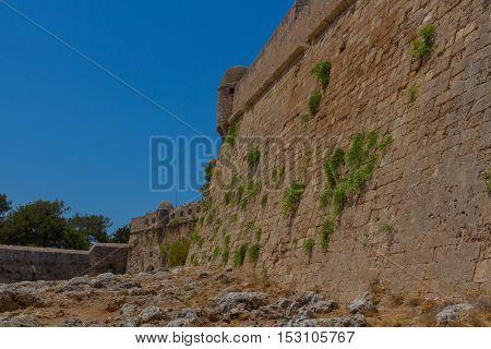 The Fortezza Castle