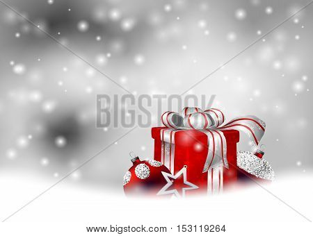 Christmas Holiday Illustration
