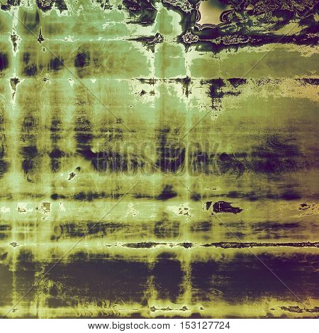 Nice looking grunge texture or abstract background. With different color patterns: yellow (beige); brown; gray; green; purple (violet); black