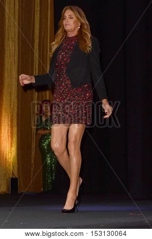 LOS ANGELES - OCT 22:  Caitlyn Jenner at the TransNation Miss Queen USA Pageant at Ace Hotel on October 22, 2016 in Los Angeles, CA