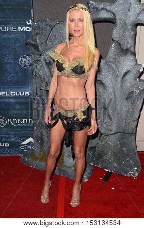 LOS ANGELES - OCT 22:  Tara Reid at the 2016 Maxim Halloween Party at Shrine Auditorium on October 22, 2016 in Los Angeles, CA