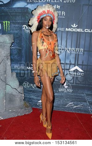 LOS ANGELES - OCT 22:  Kacey Leggett at the 2016 Maxim Halloween Party at Shrine Auditorium on October 22, 2016 in Los Angeles, CA