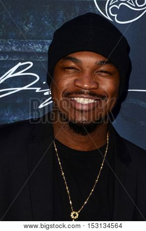 LOS ANGELES - OCT 22:  Ne-Yo at the 2016 Maxim Halloween Party at Shrine Auditorium on October 22, 2016 in Los Angeles, CA
