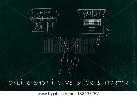 Online Shops Vs Physical Store: Buying The Same Items
