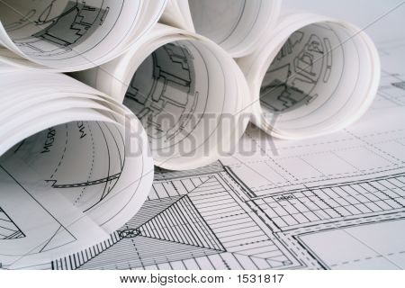 Architekt Pläne