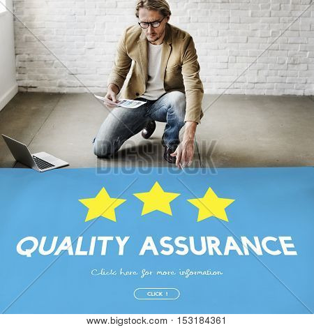 Standard Warranty Quality Assurance Concept