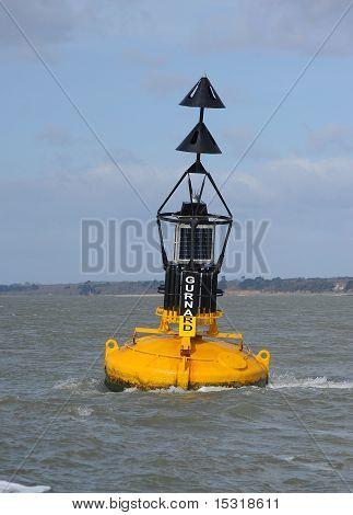 A Maritime Buoy.
