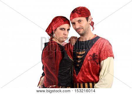 couple of sexy pirates