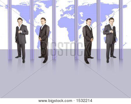 Businessman Success