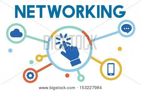 Technology Networking Communication Digital Concept