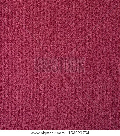 Structure Of Fluffy Towel As Background Texture
