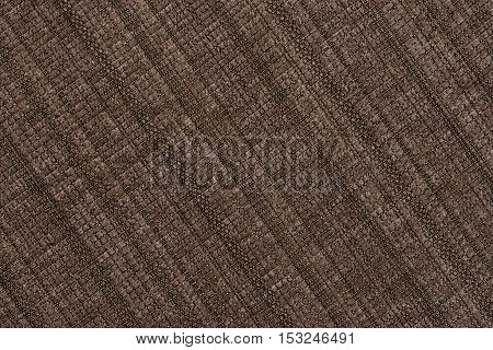 Old brown cloth texture. Abstract background empty template.