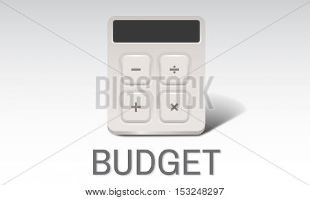 Calculating Budget Investment Finance Accounting Concept