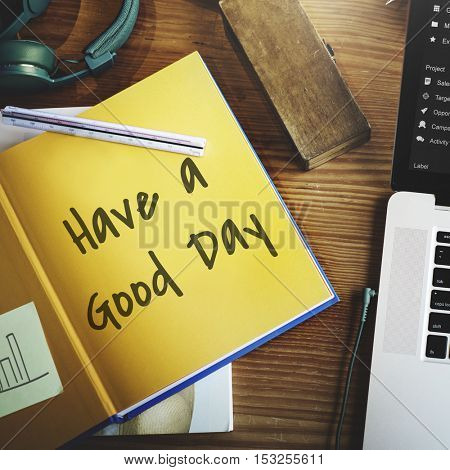 Fun Good Day Freedom Happiness Leisure Joy Concept