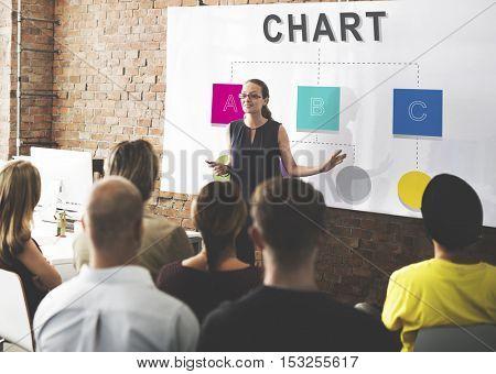 Chart Organization Position Structure Concept
