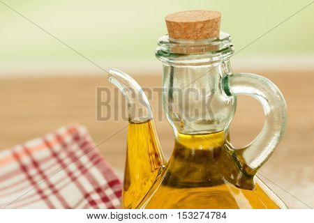 Olive oil, an essential ingredient for Mediterranean cuisine