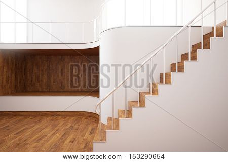 Two-storeyed Interior