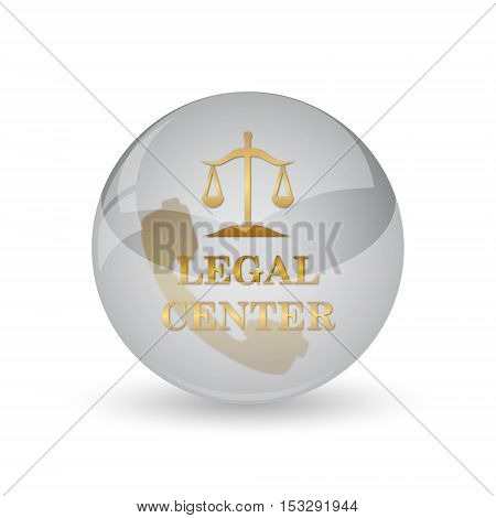Legal Center Icon