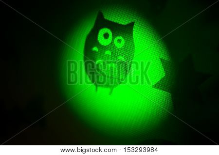 Halloween Owl  Party Trick Or Treat