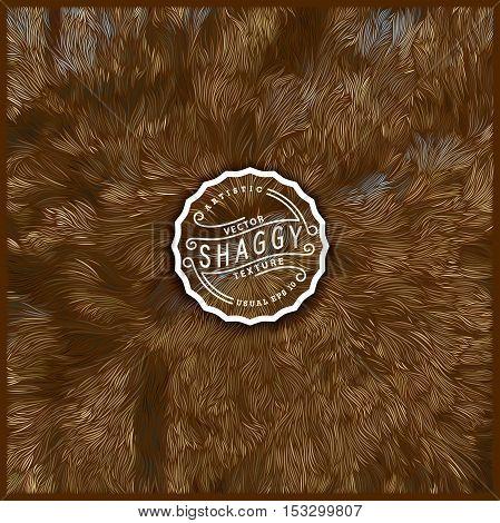 Original background of the unique wavy smears texture.