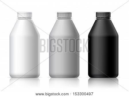 Big Plastic Bottle