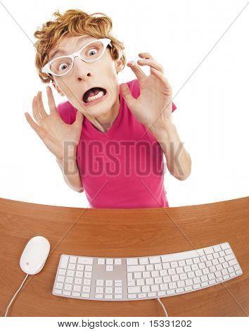 Shocked on line