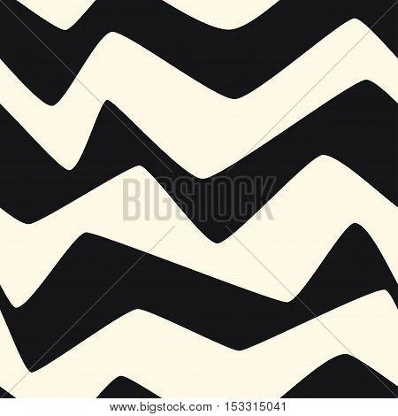 Seamless Repeat Geometric Modern Retro Stripe Wallpaper Fabric Fashion Stripes