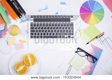 Creative Office Desktop
