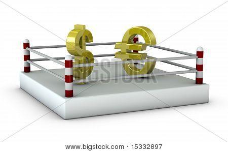 U.s. Dollar Vs Euro
