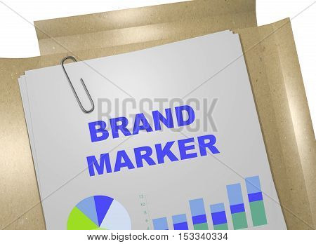 Brand Marker Concept