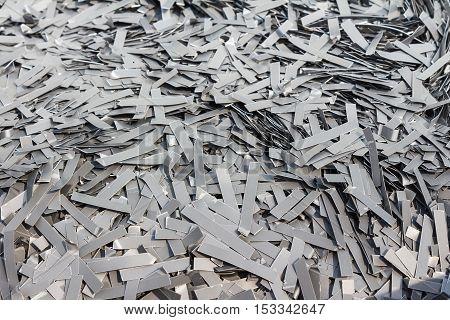 Scrapheap Of Silicon Steel