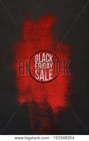 Creative Design of Black Friday Sale Advertising