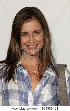 LOS ANGELES - OCT 23:  Kellie Martin at the Elizabeth Glaser Pediatric AIDS Foundation A Time For Heroes Event at Smashbox Studios on October 23, 2016 in Culver City, CA
