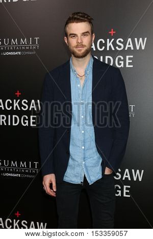 LOS ANGELES - OCT 24:  Nathaniel Buzolic at the