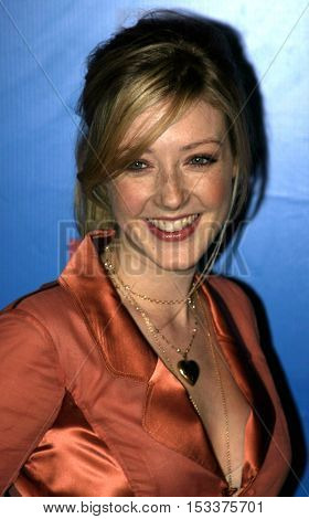 Jennifer Finnigan at the E! Entertainment Television's Summer Splash Event held at the Roosevelt Hotel in Hollywood, USA on August 1, 2005.