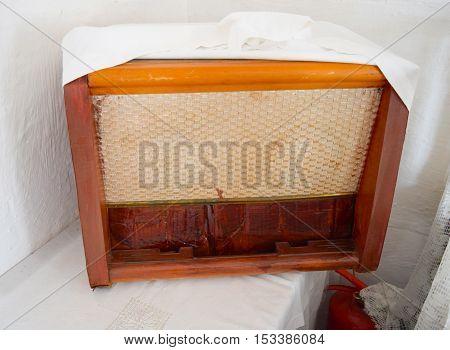 The Old Radio Of The Early Twentieth Century