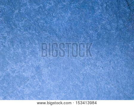 Blue Concrete floor white dirty old cement texture