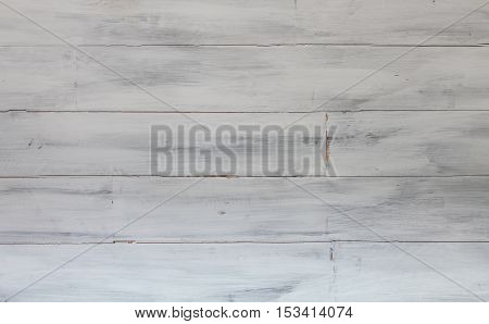 White wooden wall texture background, stock photo