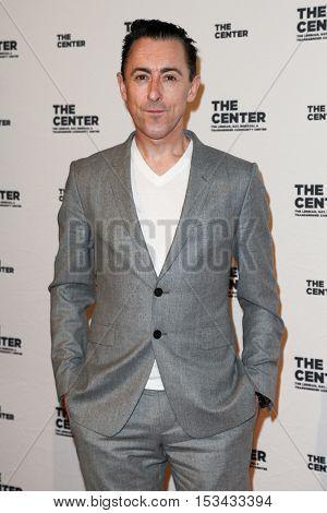 NEW YORK-APR 2: Actor Alan Cumming attends attends the 2015 Center Dinner at Cipriani Wall Street on April 2, 2015 in New York City,